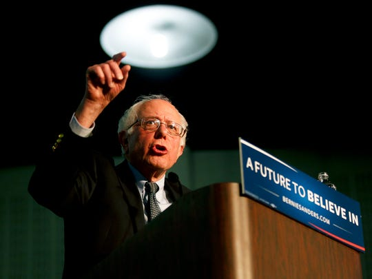 Bernie Sanders holding Asheville rally for 2020 presidential race