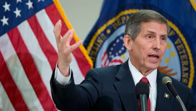Acting Secretary of Veterans Affairs Sloan Gibson has ordered monthly reviews of scheduling practices in every VA clinic.