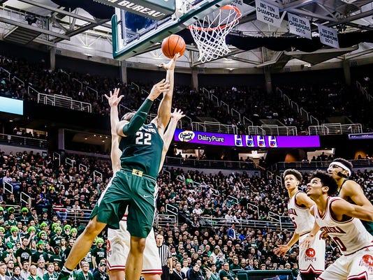 MSU vs Nebraska Men's Basketball