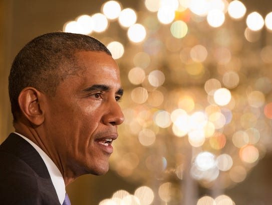 Among those who call President Obama a factor in their