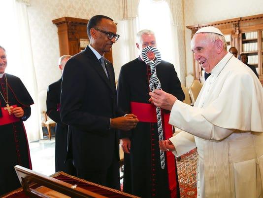 Vatican Rwanda