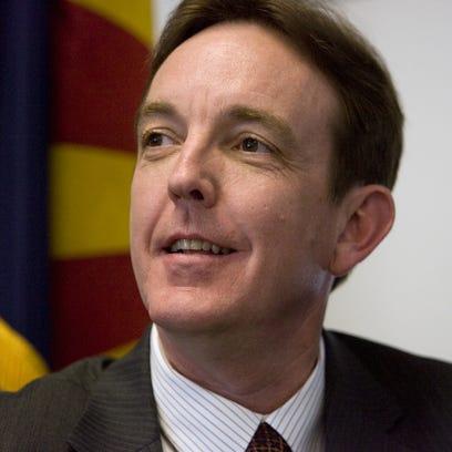 Former Arizona Secretary of State Ken Bennett in 2009.