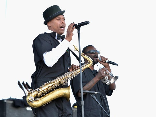 Top Five Live Indy Jazz Fest Pays Tribute To Sinatra