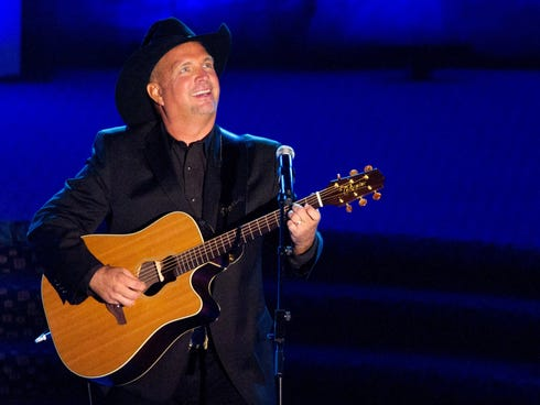 Garth Brooks has had an enormously successful career, with two Grammys, diamond and platinum albums and numerous hits to his credit.
