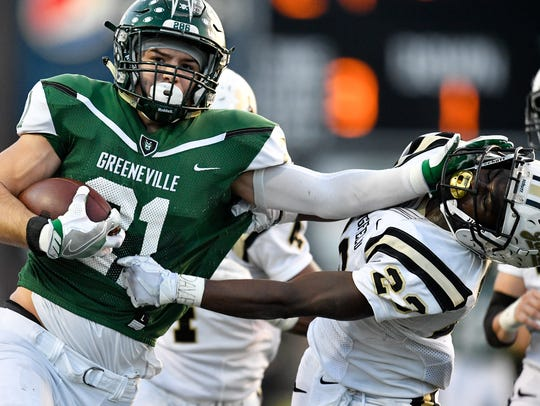 Greeneville tigh end Cameron Hite has committed to Wake Forest