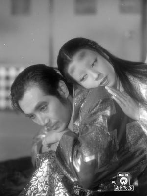 "Kenji Mizoguchi's ""Ugetsu"" (1953) is considered one of the landmarks of Japanese cinema."