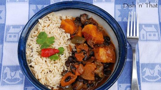 Pumpkin Black Bean Chili is an easy, satisfying dish
