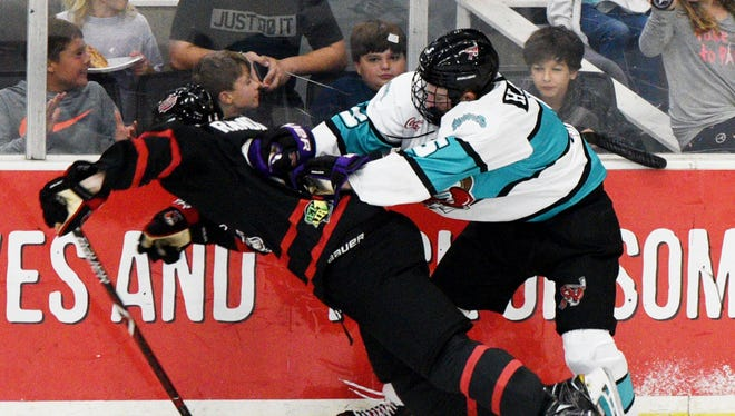 The Shreveport Mudbugs have been stymied by penalties early in the 2018-19 season.
