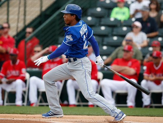 Raul Mondesi has stolen 137 bases in 168 professional