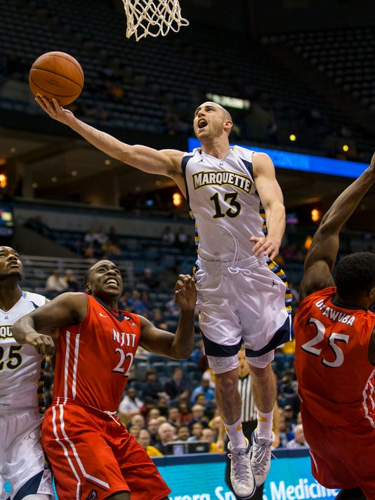 NCAA Basketball: New Jersey Tech at Marquette