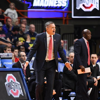 McCurdy: Holtmann brings back development, plus hope, to Ohio State basketball