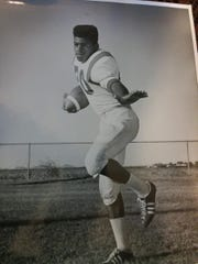Governor Mitchell was a key member of the 1967 Coolidge state championship team.