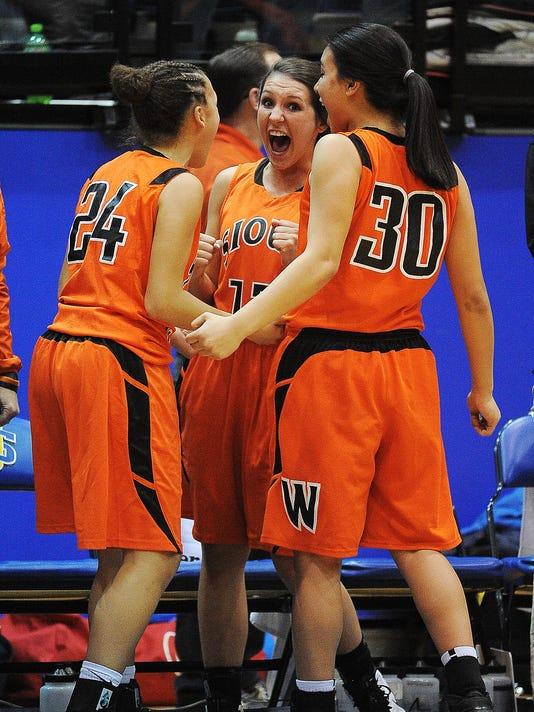 2015 SDHSAA State Class AA Girls Basketball Championship