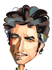 The Register illustrated Bob Dylan ahead of his 2012