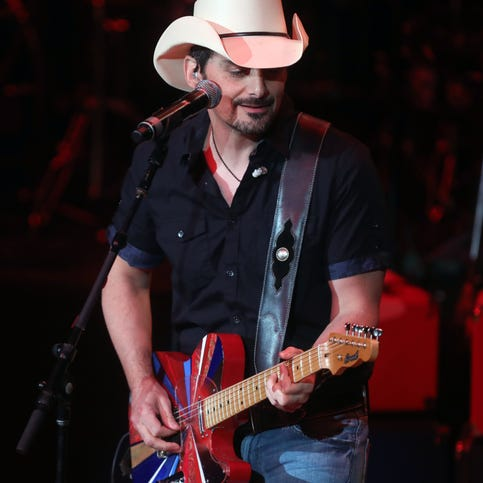Country USA lands Brad Paisley, Dierks Bentley, Alabama for 2019 festival