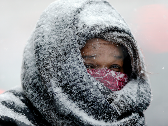 The polar vortex, and its onslaught of bitterly cold air, is back.