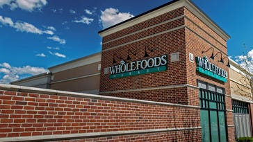 Amazon robots could revamp Whole Foods warehouses