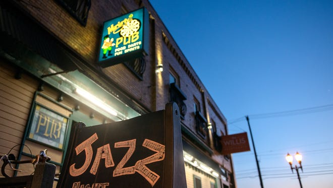 Moriarty's Pub in Lansing hosts Jazz Tuesdays every week.