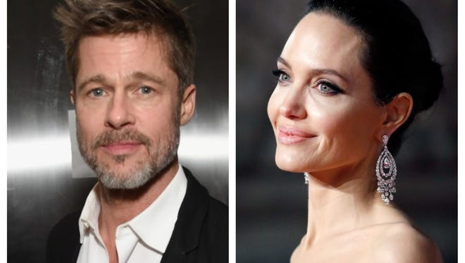 According to reports, Angelina Jolie has been warned by the courts she must encourage her six children to forge relationships with their father, Brad Pitt.