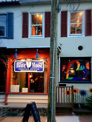Locals say to make reservations now — right now! Blue