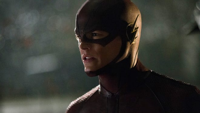 """Grant Gustin as """"The Flash"""""""