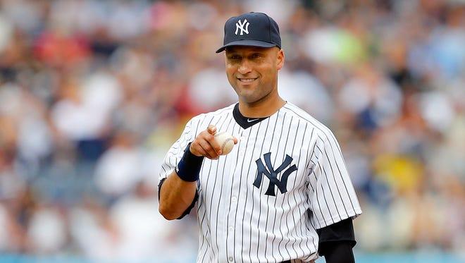 New York Yankees shortstop Derek Jeter announced via Facebook February 12, 2014, that this year would be last season playing baseball.