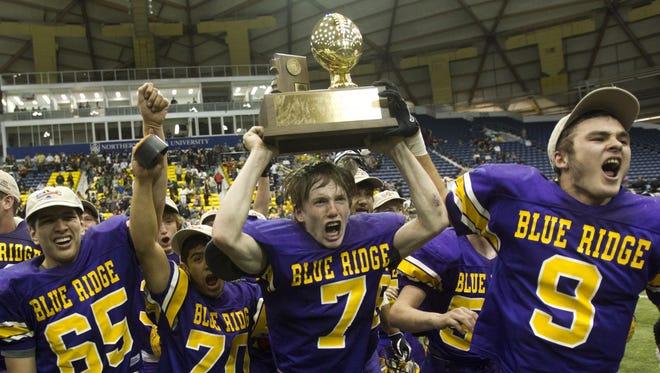 Lakeside Blue Ridge has won 13 state championships in football since 1985.