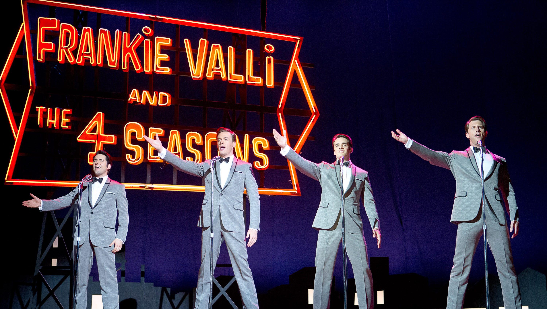 Nick Jonas to star in 'Jersey Boys' TV version of Four Seasons story