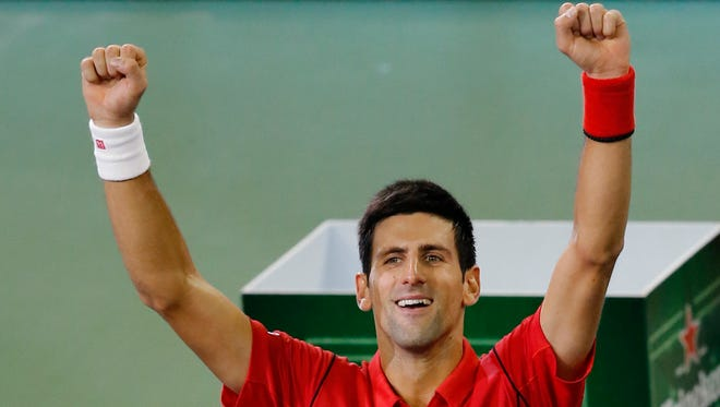 Serbia's new national carrier, Air Serbia, has named its first plane after Novak Djokovic.