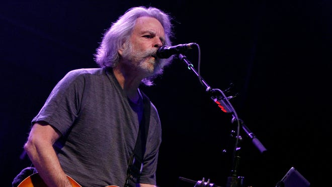 Bob Weir is canceling all of the tour dates he had planned through January 2015.