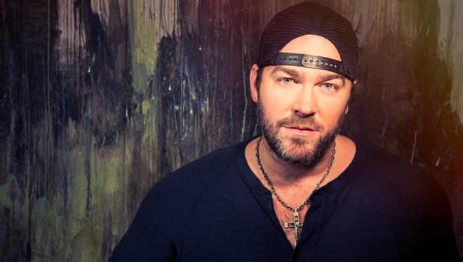 Country singer Lee Brice will release his third album, 'I Don't Dance,' Sept. 9 on Curb Records.