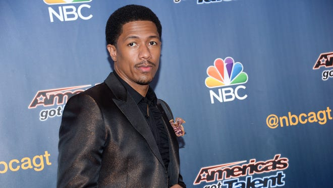 Nick Cannon, shown in July, will publish a book for children in March.