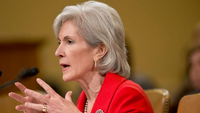 Health and Human Services Secretary Kathleen Sebelius will testify before the House Energy and Commerce Committee on Wednesday.