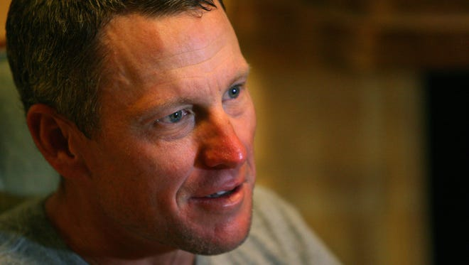 Lance Armstrong testified under oath in 2005 that he did not use performance-enhancing drugs.