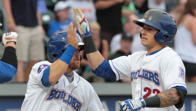 The Rockland Boulders will celebrate their first Can-Am League championship Wednesday night at  Provident Bank Park in Ramapo.