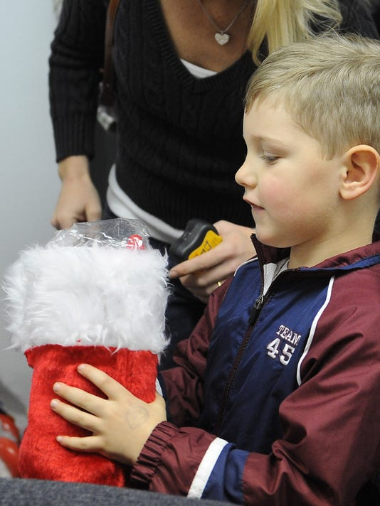 Reno charity needs Christmas stockings for children