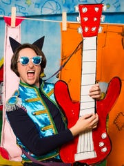 """Pete the Cat"" is coming to the Paramount Theatre on"