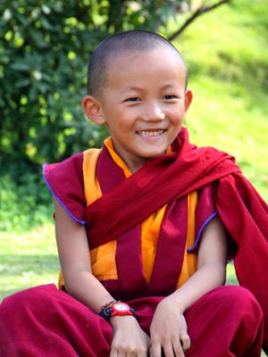 A lama is a Buddhist who can directly influence his own reincarnation.