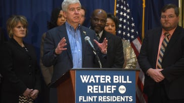 Gov. Rick Snyder should demand that legislators craft a plan to address Flint's water issues once and for all.
