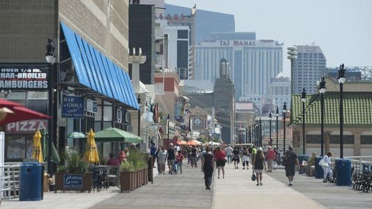 Atlantic City is desperately trying to think of ways to shake off its casino hangover and bring in new tourists — and their money — to town.