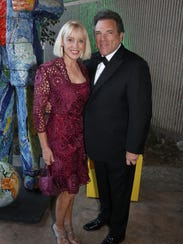 Diane Rubin and Lenny Eber