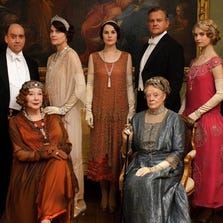 'Downton Abbey' returns for a fifth season in January 2015.