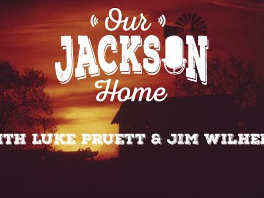 """Our Jackson Home"" logo, created by Kevin Adelsberger"