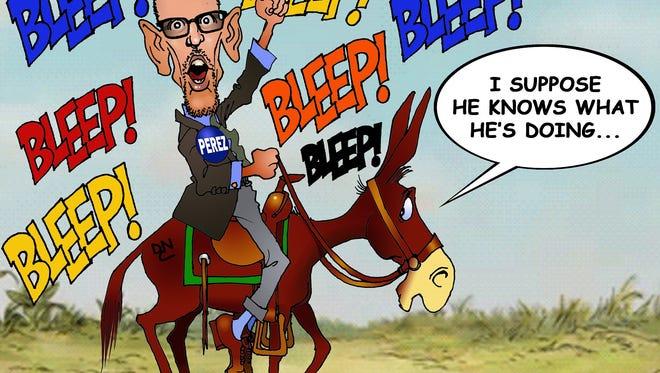 Roger Harvell Cartoon for April 26, 2017