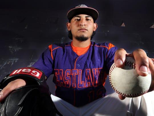 Eastlake pitcher Ivan Ulloa.