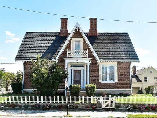 """The True Home, at the corner of Church and State streets in Marion, """"is perhaps the best kept secret in Marion."""" Built in 1848 by Dr. Henry A. True, the house is located on property that was part of the original plat of Marion."""