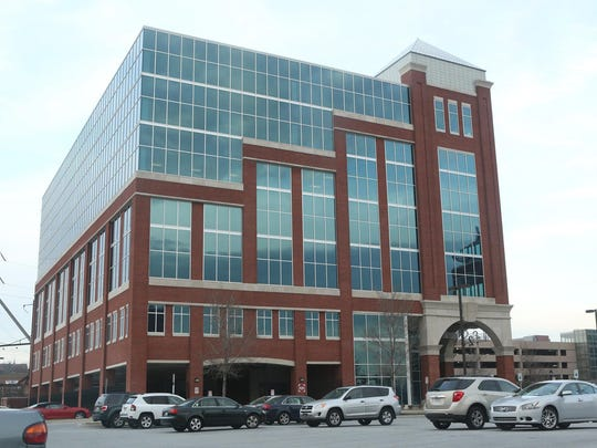 File photo taken in 2014 shows the Delaware headquarters