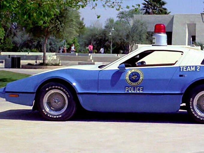 THEN: In the mid-1970s, a Scottsdale man, Malcom Bricklin,