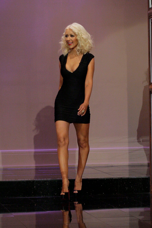 MORE: Christina Aguilera Looks Slim and Sexy in Maxim