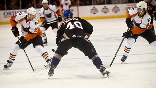 The Lehigh Valley Phantoms will be playing under new rules the AHL has adopted.
